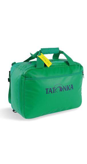 Tatonka Flight Barrel Rejsetaske grøn